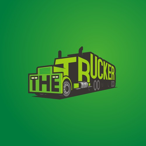 New logo needed for a trucking themed publication & media group