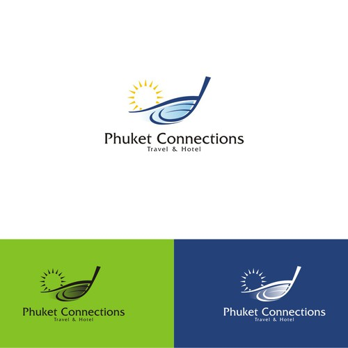 logo for Phuket Connections