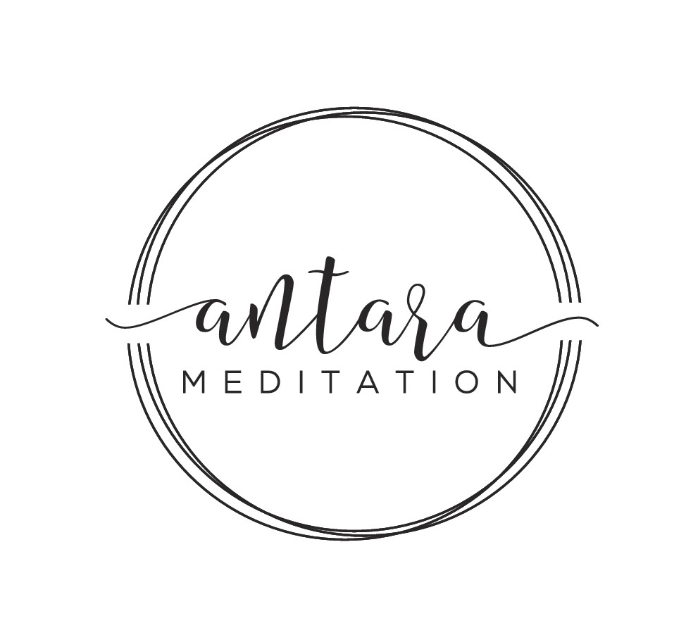 Create a sophisticated free-flowing logo for meditation studio