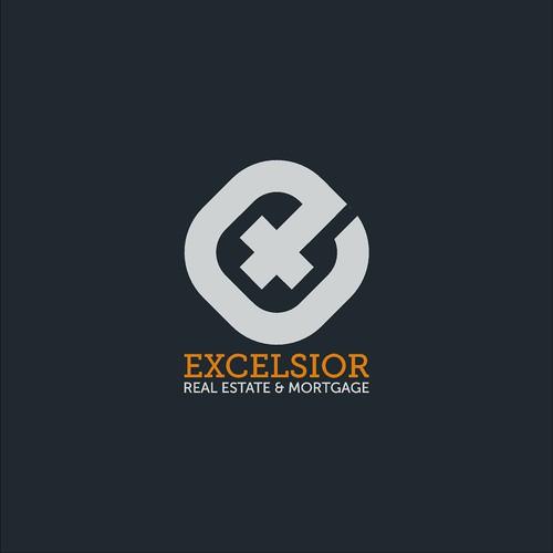 """Excelsior Logo """"ex"""""""