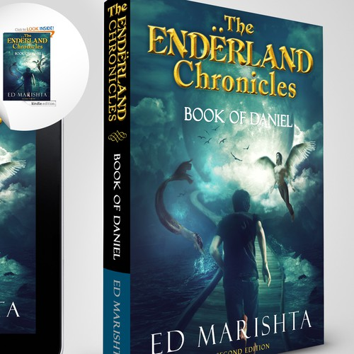 The ENDËRLAND Chronicles - Book of Daniel by Ed Marishta