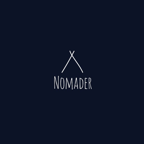 Nomader Logo Design