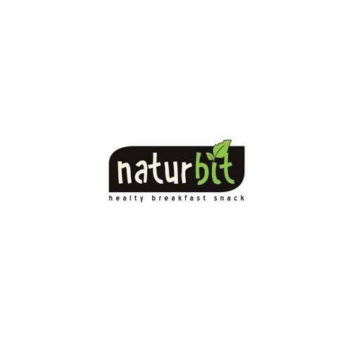 Natur Bit Logo Concept