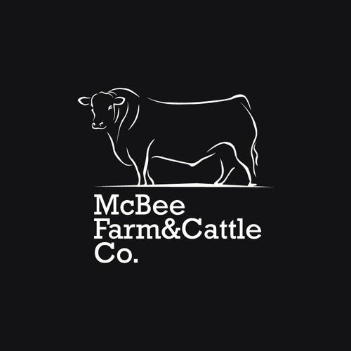 McBee Farm & Cattle Logo