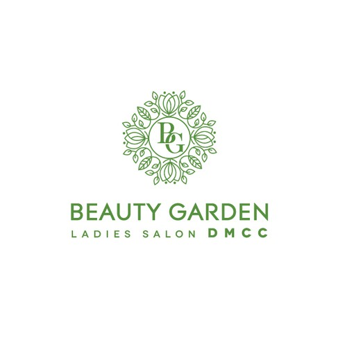 Logo design for ladies salon in Dubai