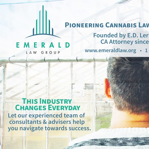 Ad for emerald law group