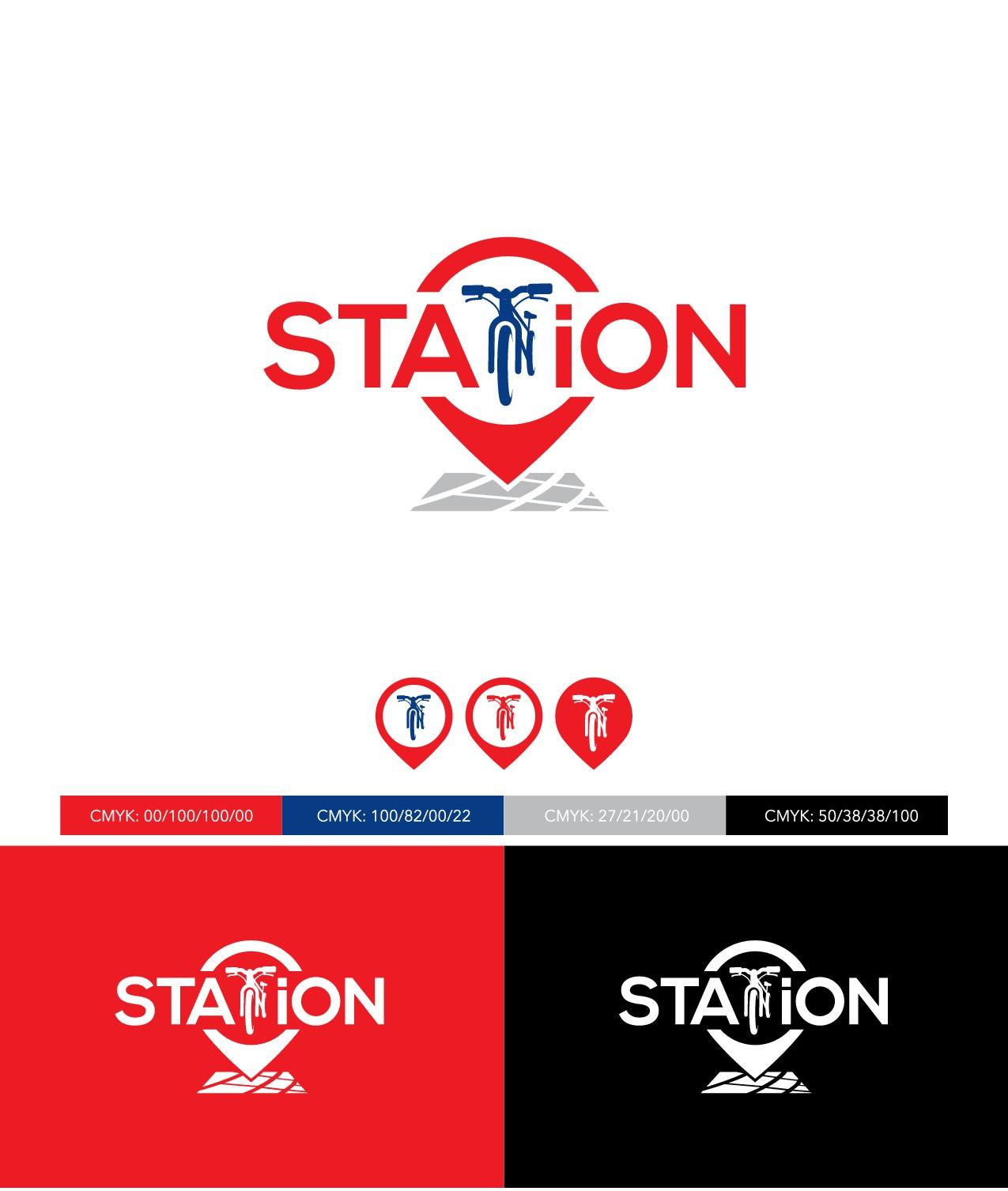 Erstellt ein Logo / Gütesiegel für eine Fahrradvermietungsplattform.