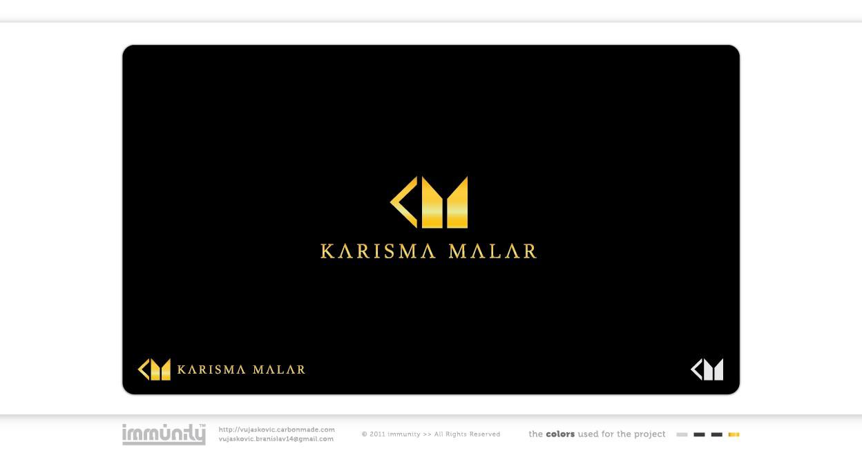 Karisma Malar Seeks Luxurious Logo !!!