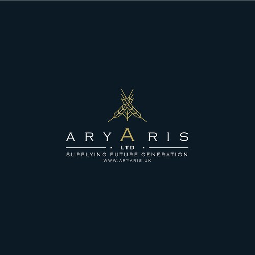 Create a logo and visual identity for ARYARIS LTD that will give the sens of better: service, product , value