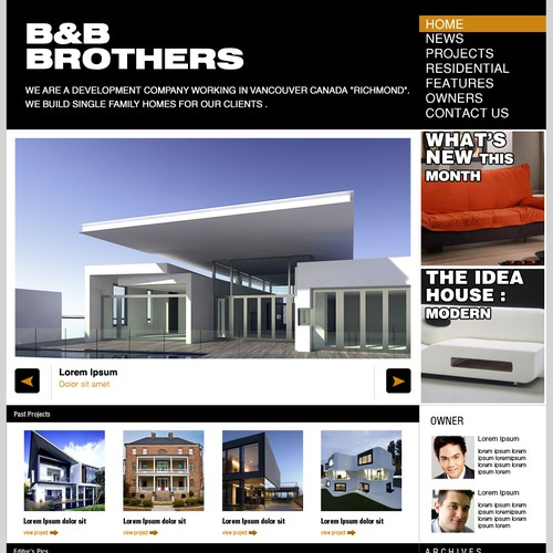 b&b brothers developments ltd