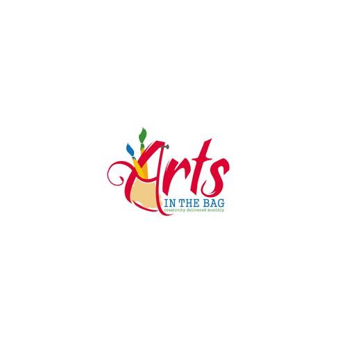 Art in the bag logo