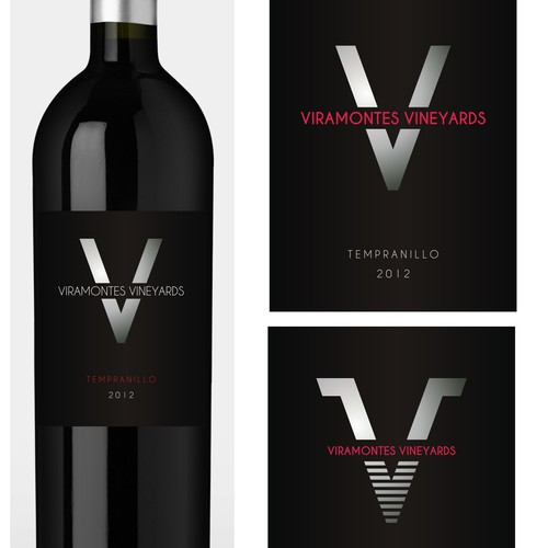 Create Simple, Eye Catching Wine label!