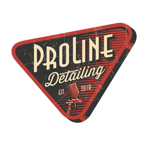 Automotive Detailing Company In Need Of Retro-ish Logo