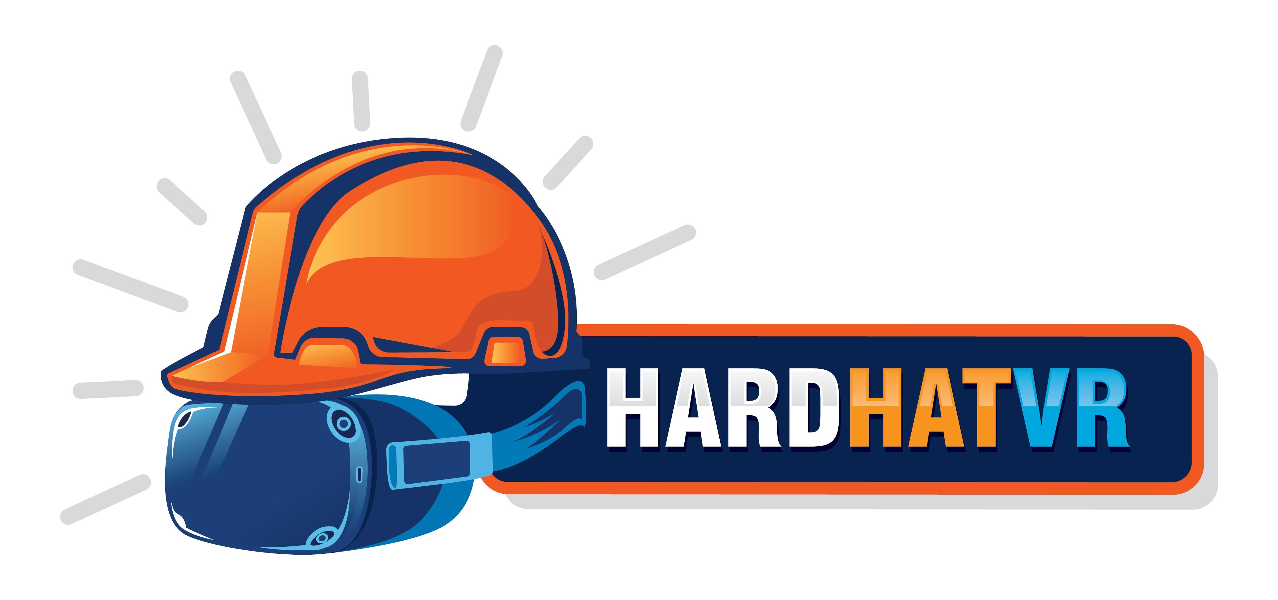 "Design a logo for safety company ""Hard Hat VR"""