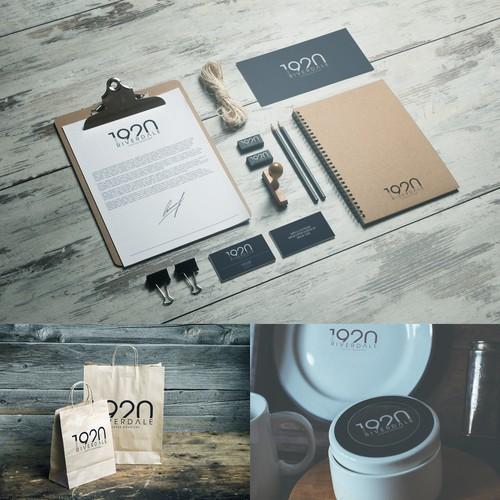 Coffee Roasting Company Identity