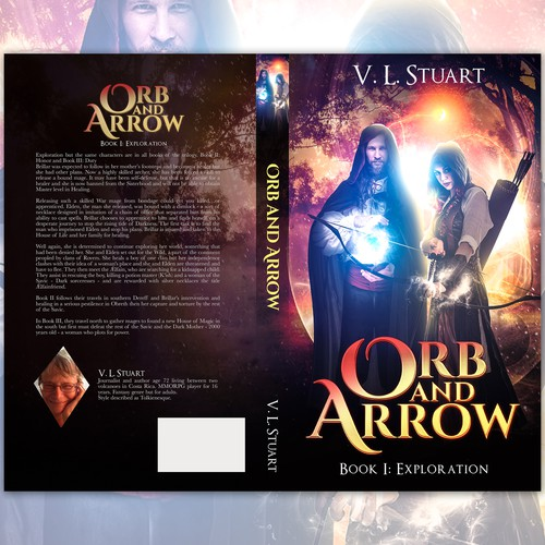 Orb and Arrow