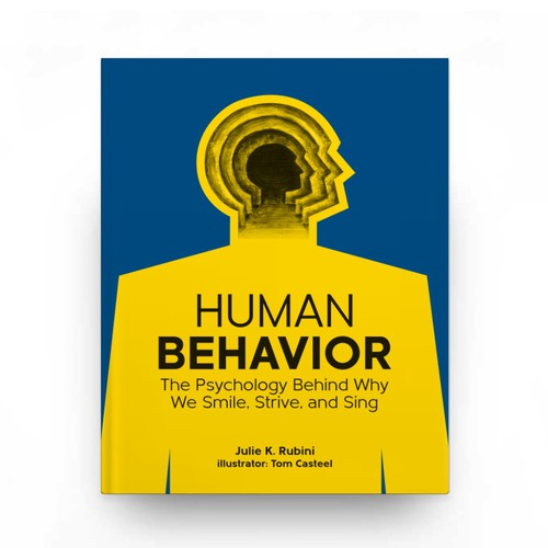 Boook cover on human behavior