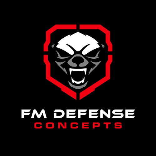 honey badger firearm logo