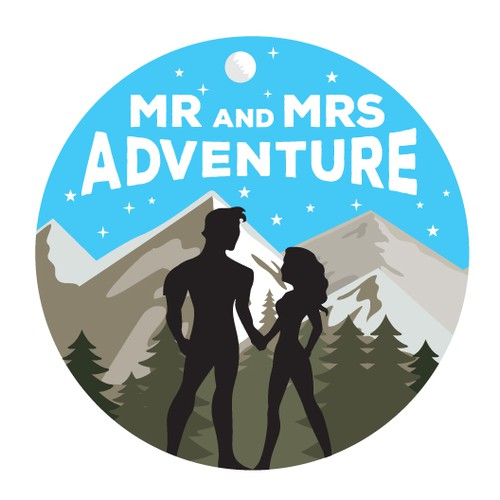 Mr and Mrs ADVENTURE