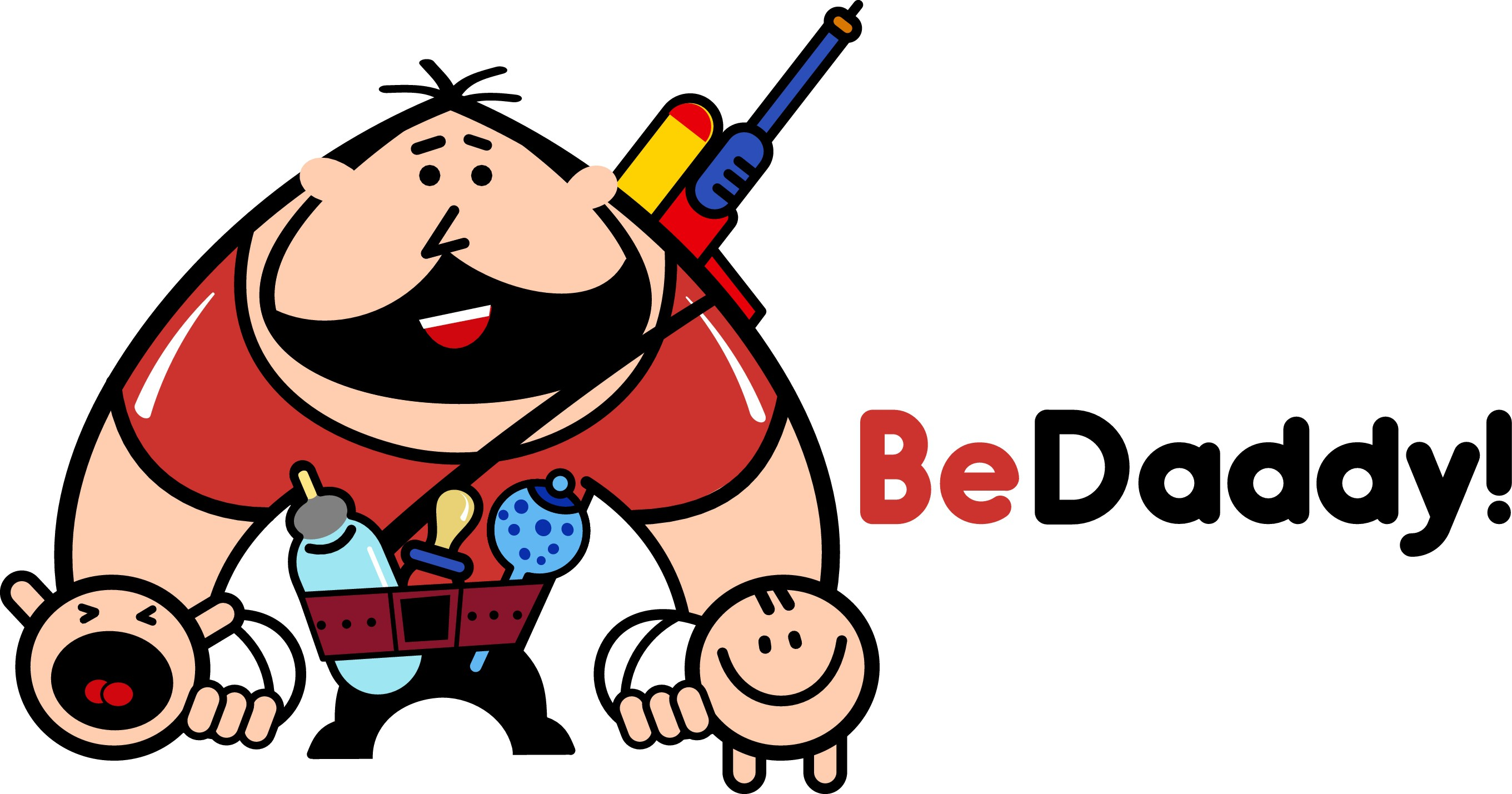 New Daddy Blog needs help!!! Looking for a funny an cool logo!