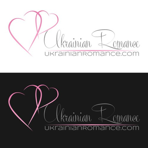 Help UkrainianRomance.com with a new logo and business card