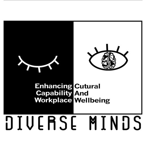 Logo concept for Diverse Minds