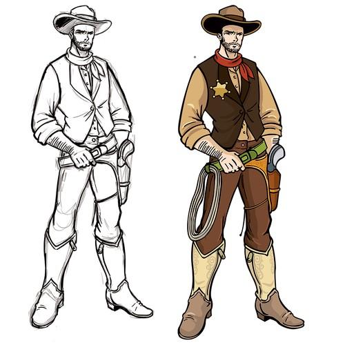SouthSide Character Design -revised
