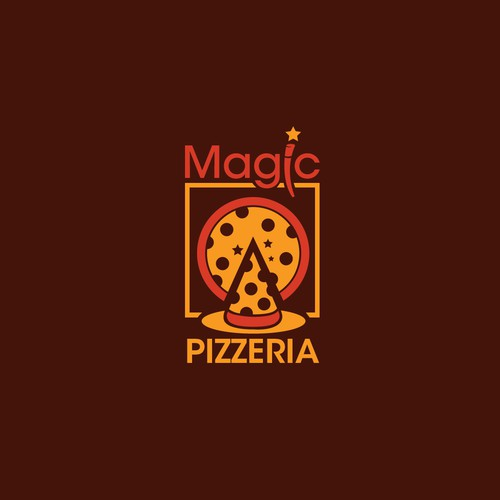 Need A MagicPizzeria Logo - Let's See It!