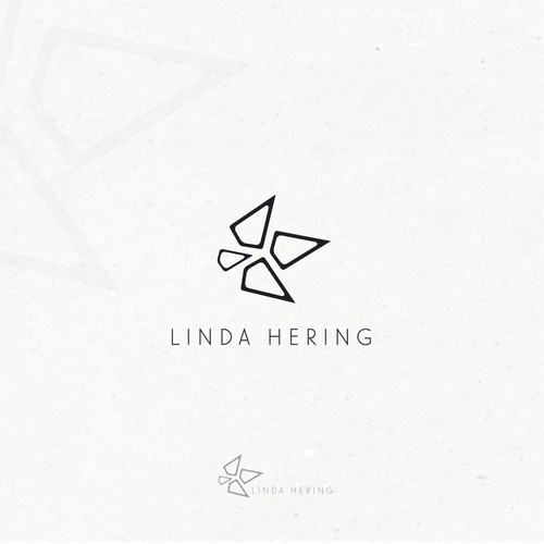 abstract geometric logo