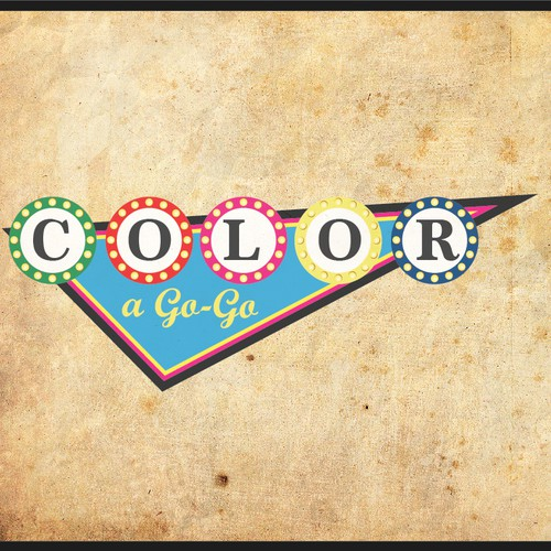 COLOR A GO-GO, a Media and Entertainment Company specializing in digital color for film and television, needs a logo.