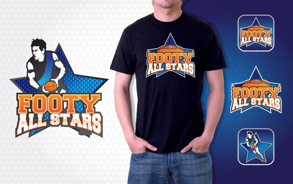 Footy All Stars game needs a logo