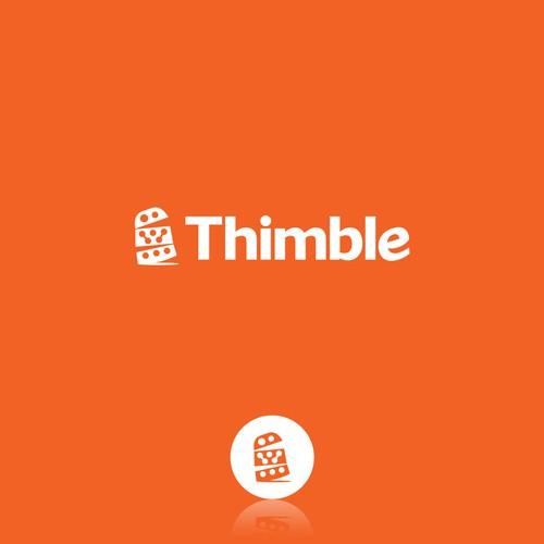 Logo concept for Thimble.