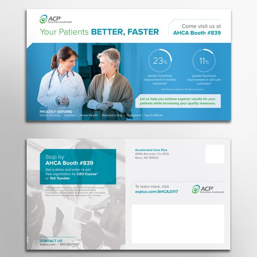 Postcard for ACP Outcomes Accelerated