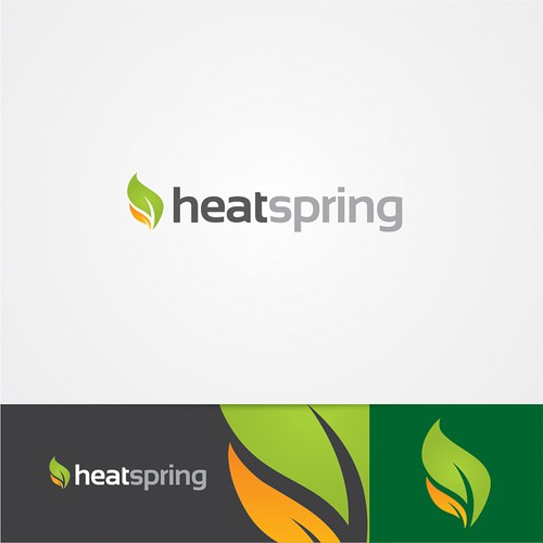 Create a new logo for HeatSpring, an online learning start-up!