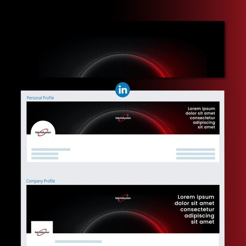 Tech Consultant LinkedIn Cover