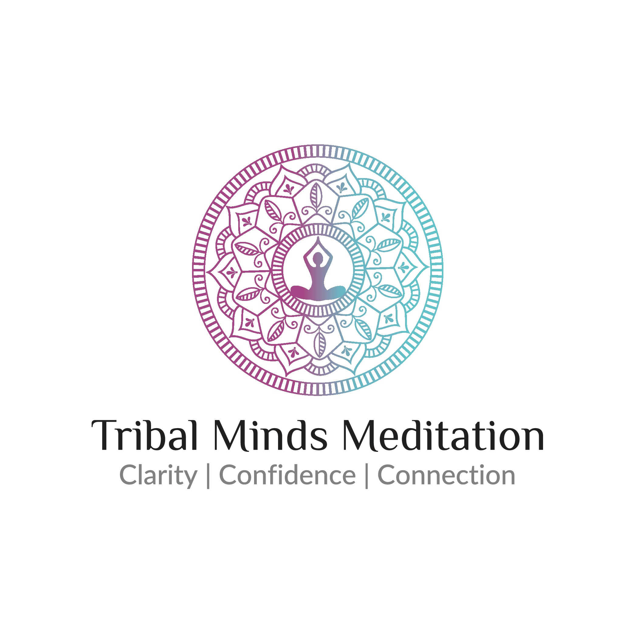 create a powerful & soulful logo for peace and enlightenment