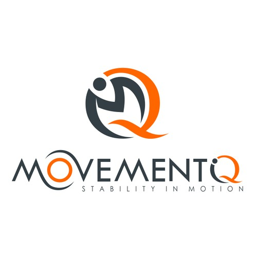 Creative logo design for Movement