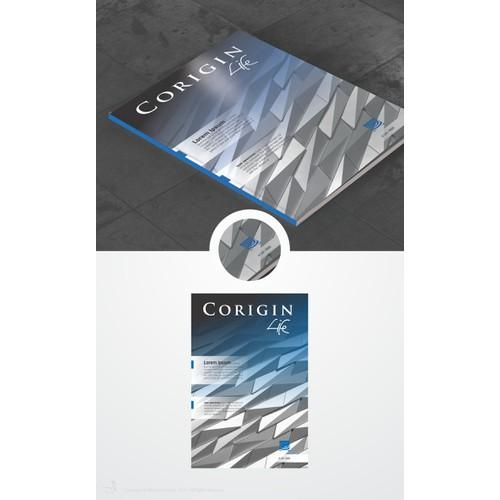 Corigin Life, Magazine Cover
