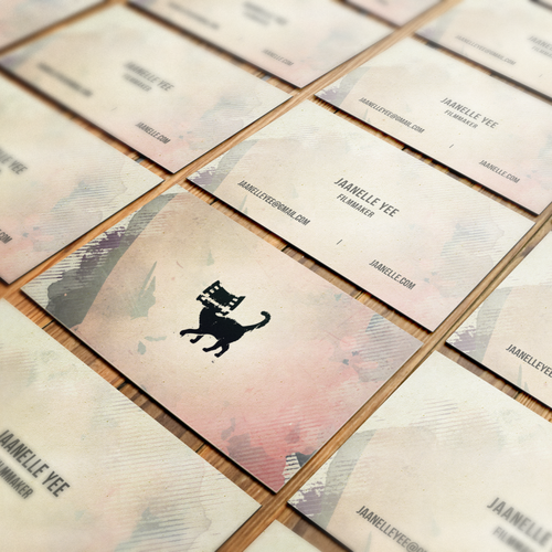 Spunky Business Card