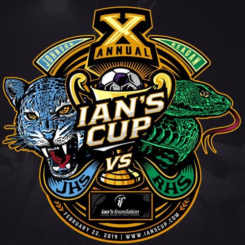 Ian's Cup, Soccer Match T-shirt