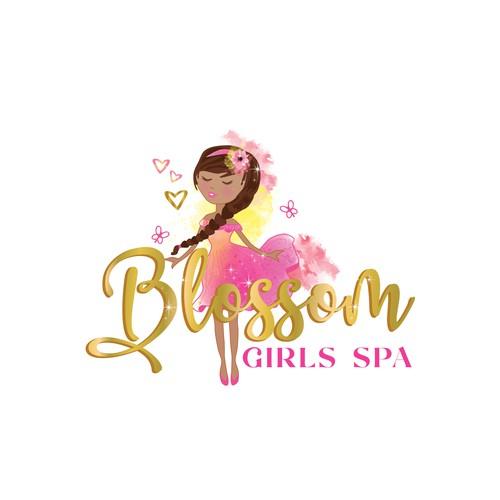 Girl Spa seeks inspiring logo