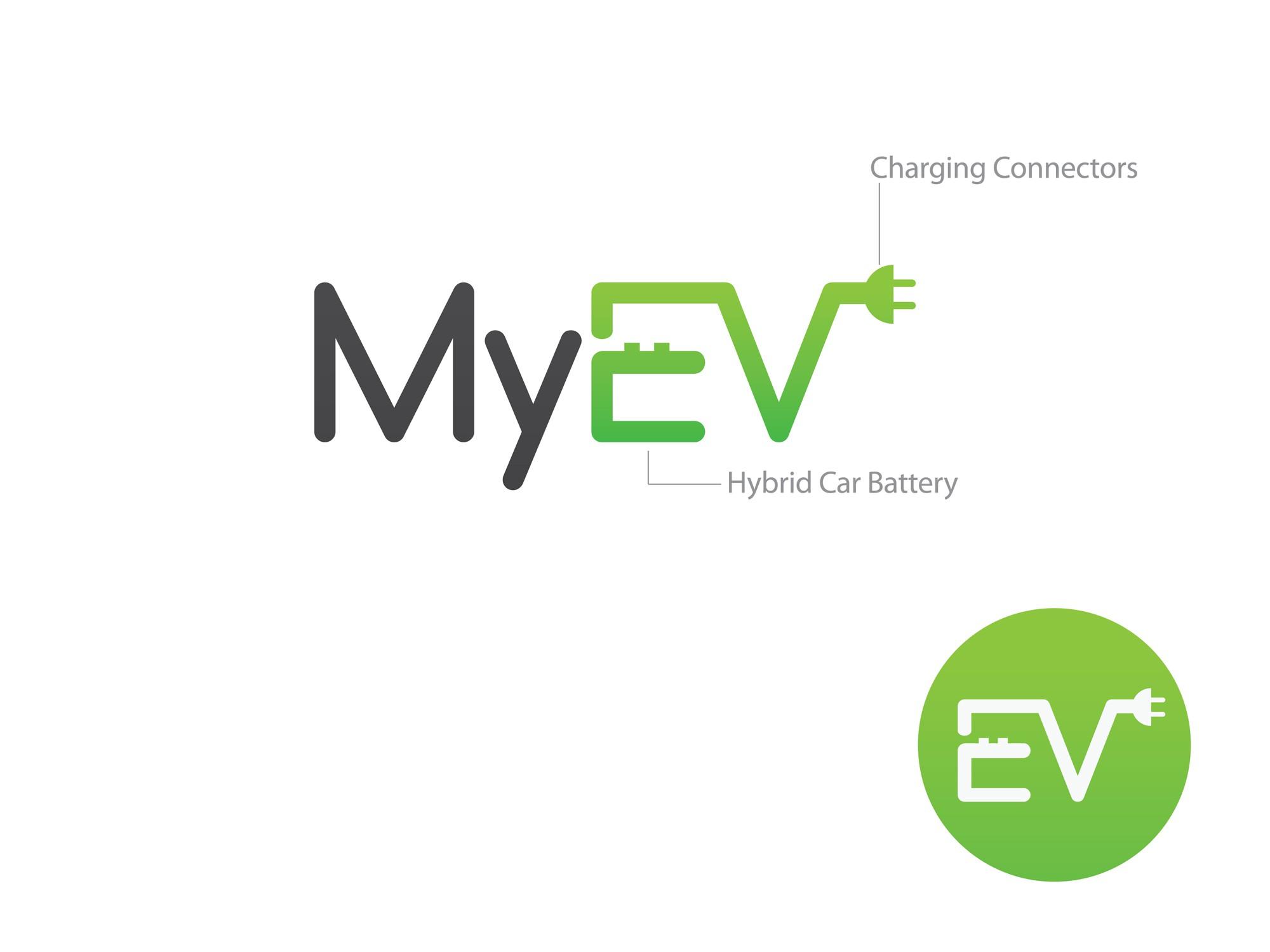 New logo wanted. Company name = MyEV