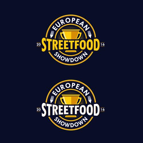 Street Food Championship Logo