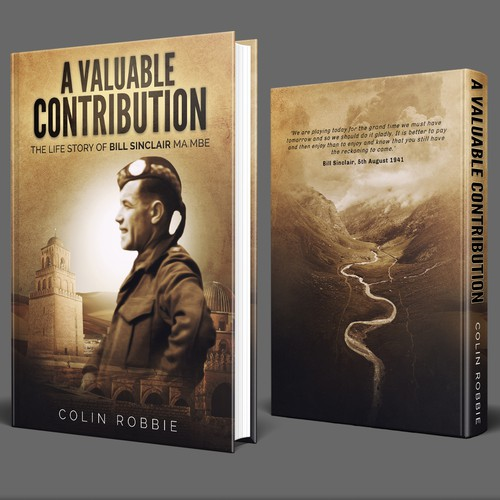 A Valuable Contribution Book Cover