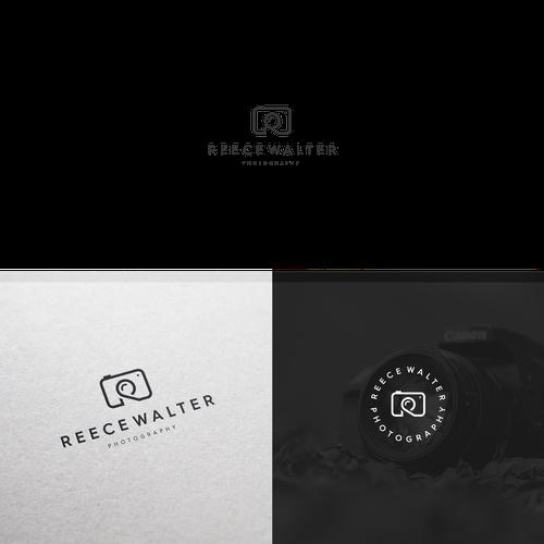 Photography logo for reece walter