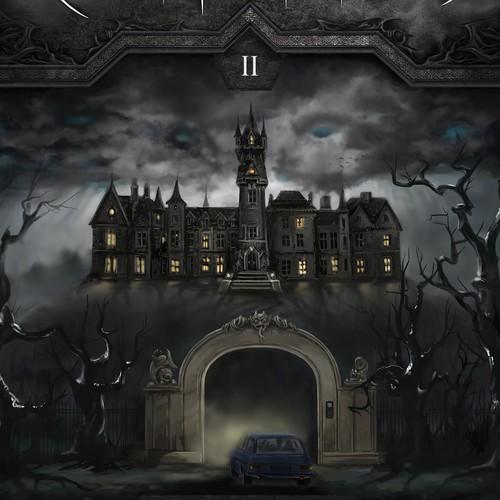Die Totenbändiger Series Book Cover - 2
