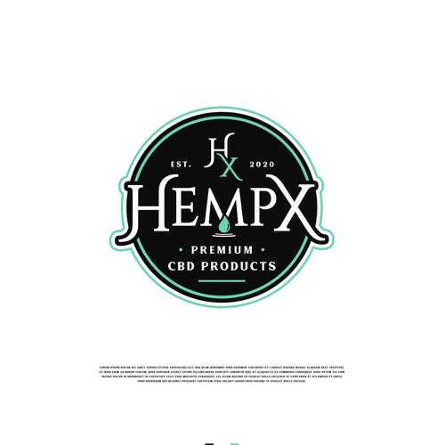 Logo Design for HempX