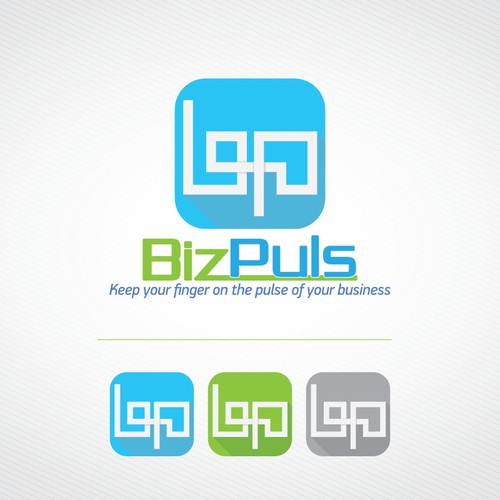 Create a logo for a killer app that will boost your portfolio