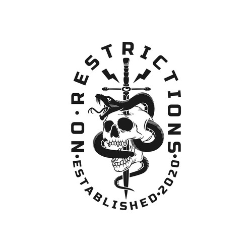 T-shirt logo brand
