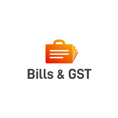 Logo concept for Bills&GST